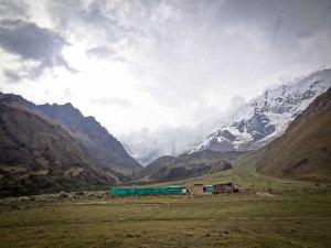 Salkantay Trek - Soraypampa Camp Site