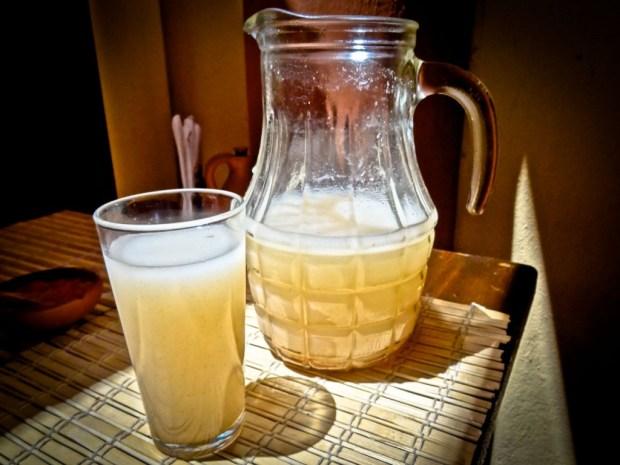 Linseed Juice (Refresco de Linaza)
