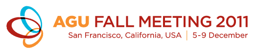 banner of AGU fall meeting 2011
