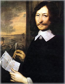 William Lilly (1602-1681), author of Christian Astrology, the first astrology textbook written in English. David was the most recent publisher of the book, in a modern edition Lilly would be grateful existed.