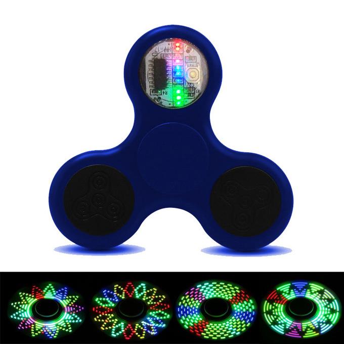 Light Fidget Spinners