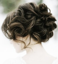 Indian bridal hairstyles updo's 11