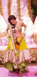 Indian bridal hairstyles 82