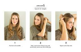 Easy hairstyles 04