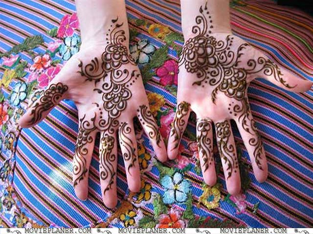 Simple mehendi designs 03