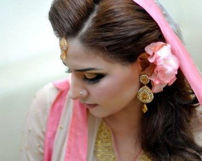 Wedding hairstyles for long hair 11