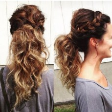 French braid hairstyles 16