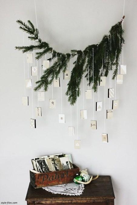 naturalne dekoracje świąteczne