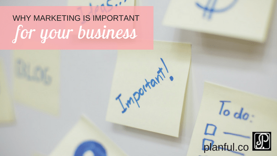 why marketing is important for your business