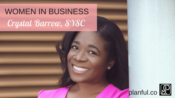 crystal barrow, shape your success coaching feature