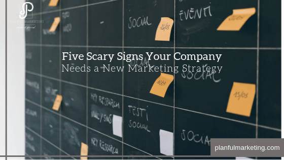 five scary signs your company