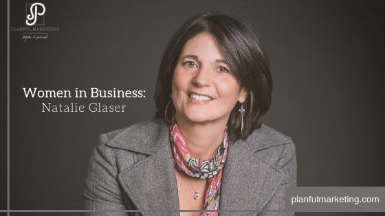 Women in Business: Natalie Glaser