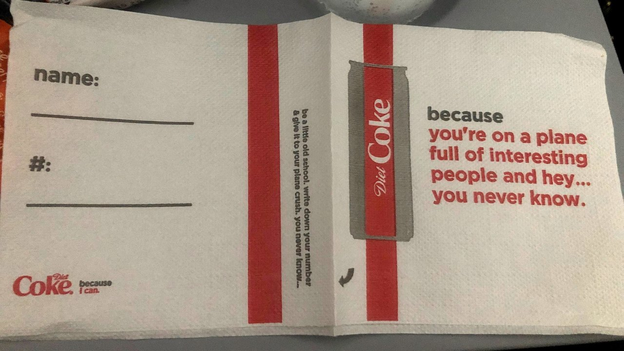 Coke and Delta Napkin Fail: Failed Marketing Tactic's and How They Were Resolved