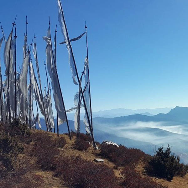 QUAD_bumthang prayer-flags heavenly