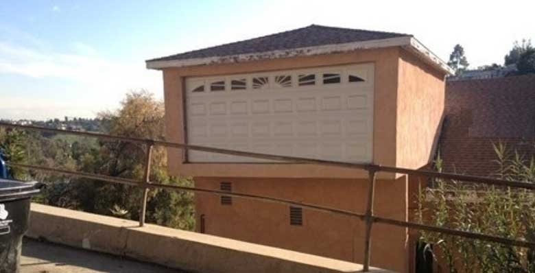 Garage erreur de conception