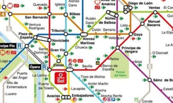 metro madrid