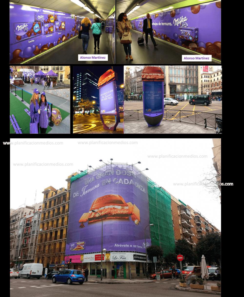 Milka Madrid