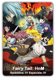 Fairy Tail - Houou no Miko