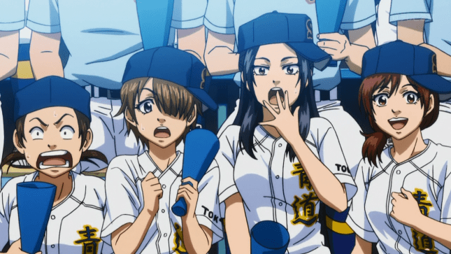 [Planime] Diamond no Ace - 23 [10bit] [AB5B121C]