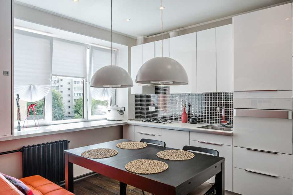 кухня 8 квадратов дизайн фото 2