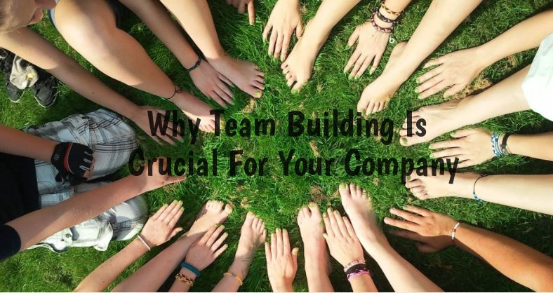 Why Team Building Is Crucial For Your Company