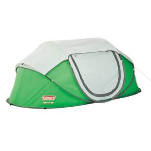 Coleman 2 Person Pop-Up Camping Tent