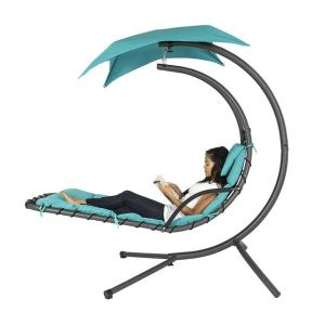 Chaise Lounge Arc Stand Patio Chair