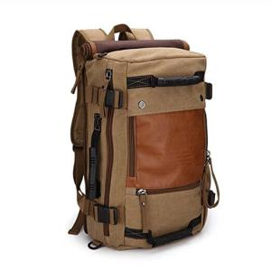 Ibagbar Canvas Hiking Backpack