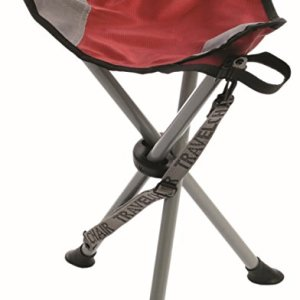 Folding Tripod Slacker Chair Camp Stool