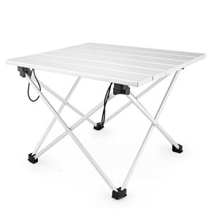 Kalili Ultralight Aluminum Portable Folding Camp Table