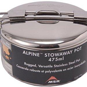 MSR Alpine 1.1 Liter Stowaway Pot