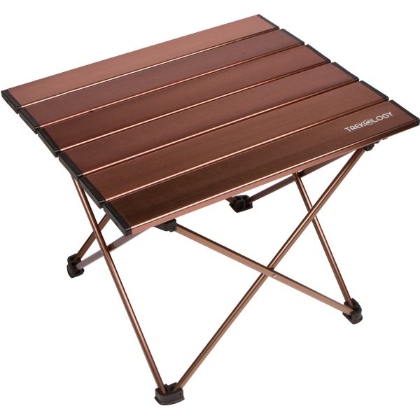 Trekology Portable Aluminum Top Camping Table