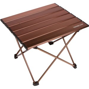 Trekology Portable Aluminum Top Camping Table