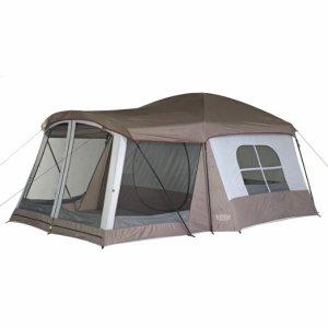 Wenzel 8 Person Klondike Camp Tent