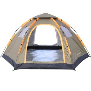 Wnnideo Instant 6 Person Family Automatic Pop Up Tent