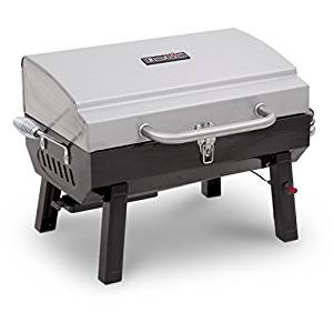 Char-Broil Stainless Steel Portable Gas Barbecue Grill