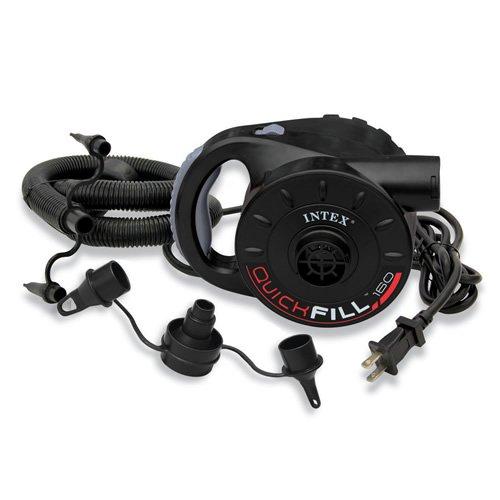 Intex Quick-Fill 110-120 Volt AC Electric Air Pump