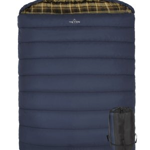 TETON Sports Mammoth Cold Weather Double Sleeping Bag