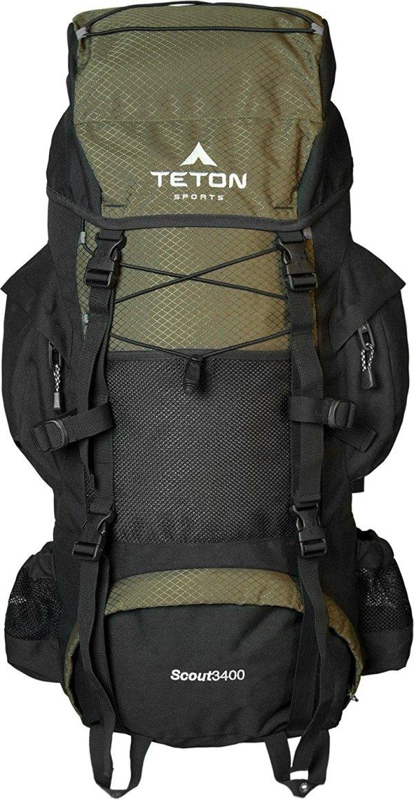 TETON Sports Scout 3400 Internal Frame Sports Backpack