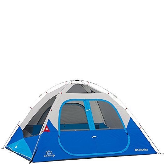 Columbia Fall River 6 Person Instant Camping Tent