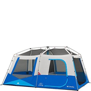 Columbia Fall River 8 Person Instant Camping Tent