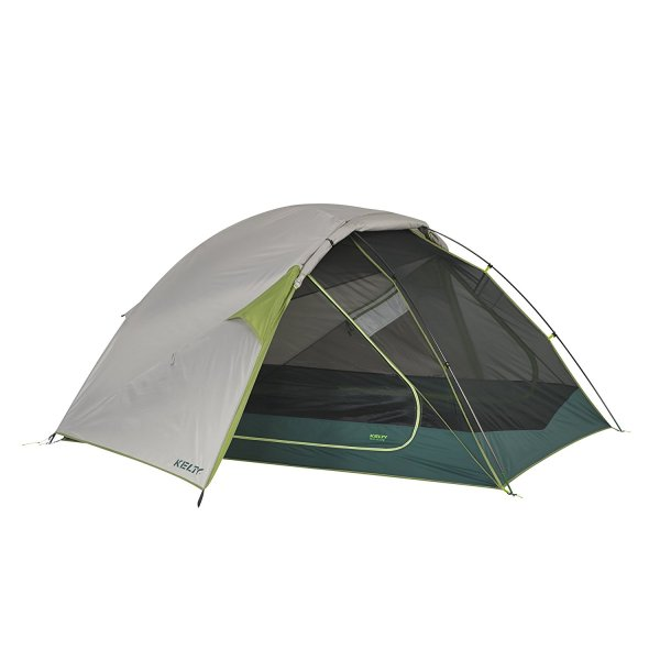 Kelty Trail Ridge 3 Person Camping Tent and Footprint