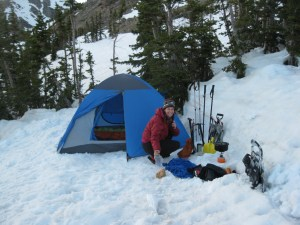 Camping Locations Cold Weather
