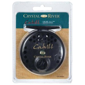 Crystal River CAHILL 5 6 7 Fly Reel