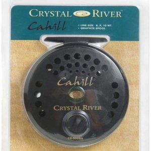 Crystal River CAHILL Graphite Fly Reel