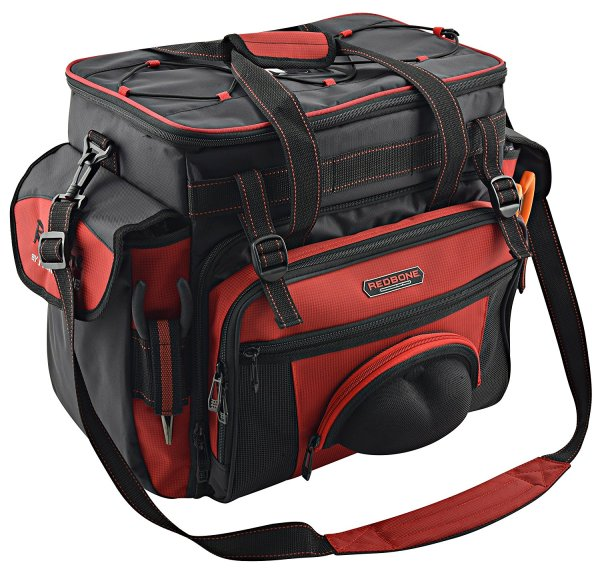 Redbone Soft Sided Fishing Tackle Bag