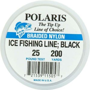 Woodstock 200 Yard 25 Ice Fishing Line