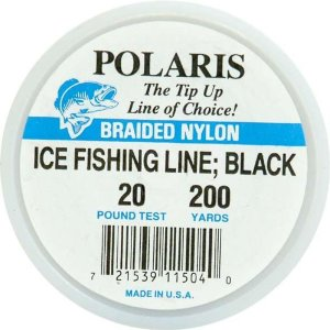 Woodstock 200 Yard Ice Fishing Line