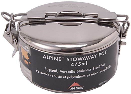 MSR Alpine Stowaway 1.1 Liter Camping Pot
