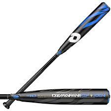 DeMarini CF Zen USA Youth Baseball Bat 2019 (-10)